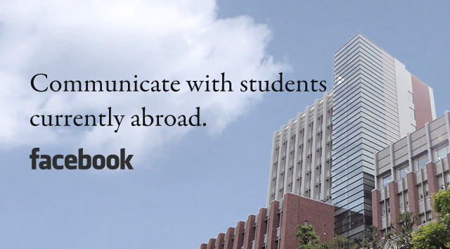 Read messages from students studying abroad right now! Facebook